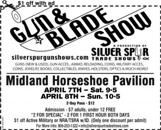 Gun And Blade Show