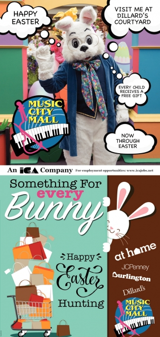 Something For Every Bunny