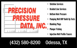 Precision Pressure Data Inc