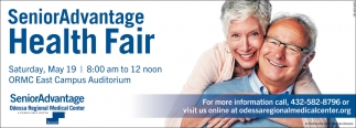 SeniorAdvantage Health Fair