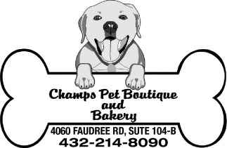 Champs Pet Boutique And Bakery