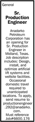 Sr. Production Engineer