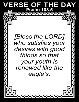 Psalm 103.5