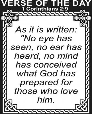 1 Corinthians 2:9