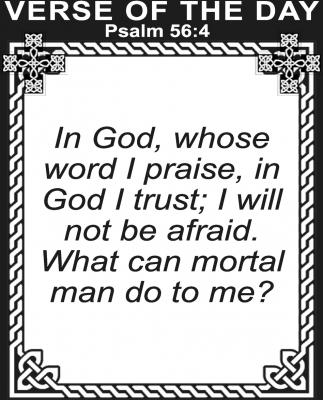 Psalm 56:4