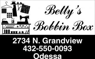 Betty's Bobbin Box