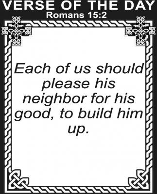 Romans 15:2
