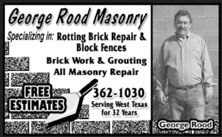 All Masonry Repair