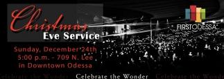 christmas eve service first odessa odessa tx - Christmas Eve Service Near Me