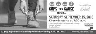 Cups For A Cause