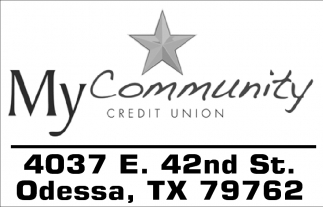 My Community Credit Union