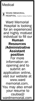 Human Resources/Administrative Assistant