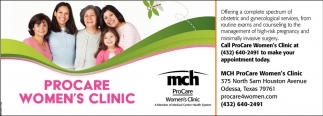Procare Women's Clinic