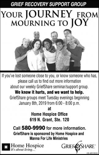 Grief Recovery Support Group