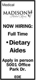 Dietary Aides