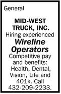 Wireline Operators