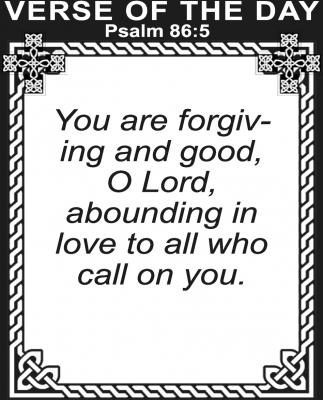 Psalm 86:7