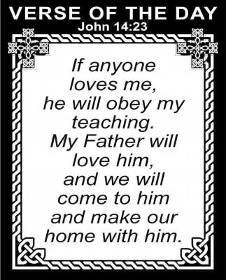 John 14:23