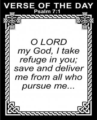 Psalm 7:1