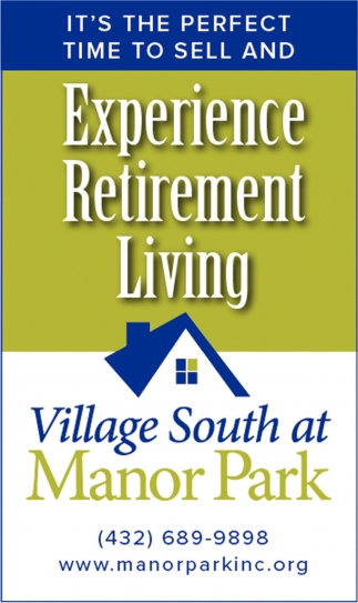 Experience Retirement Living