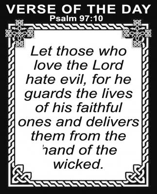 Psalm 91:10