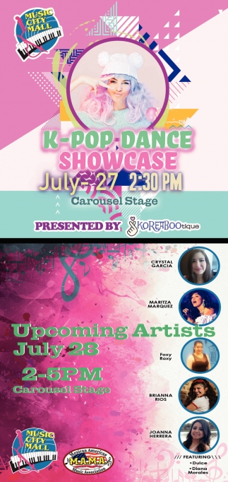 K-Pop Dance Showcase
