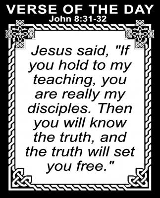 John 8:21-32
