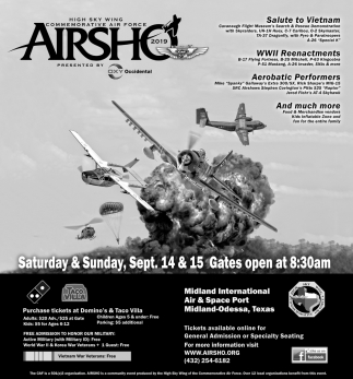 High Sky Wing Commemorative Air Force