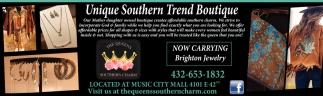 Unique Southern Trend Boutique