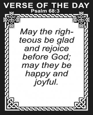 Psalm 68:3