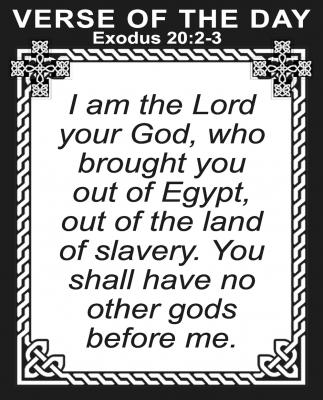 Exodus 30:2-3