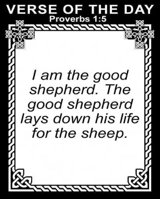 Proverbs 1:5