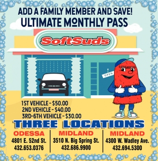 Add A Family Member And Save!