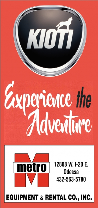 Experience The Adventure