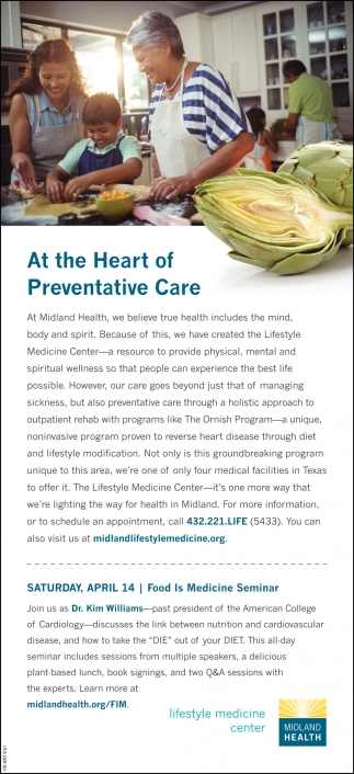 At The Heart Preventative Care