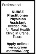 Nurse Practioner / Physician Asssistant