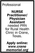 Nurse Practioner / Physician Asssistant