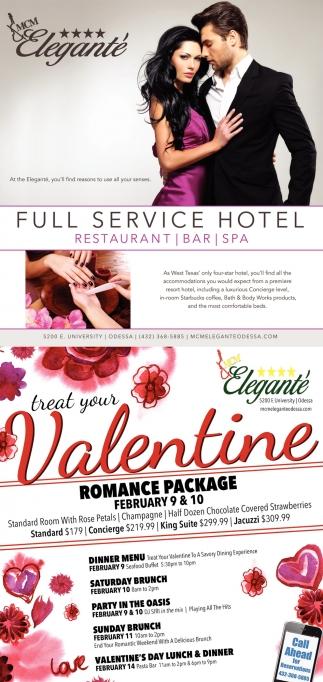 Full Service Hotel