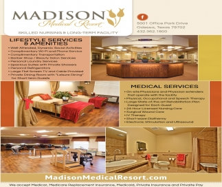 Lifestyle Service And Amenities